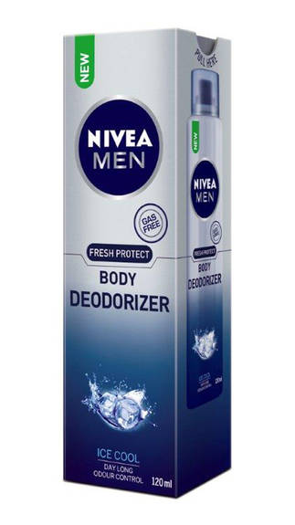 nivea for men, arjun rampal, odor