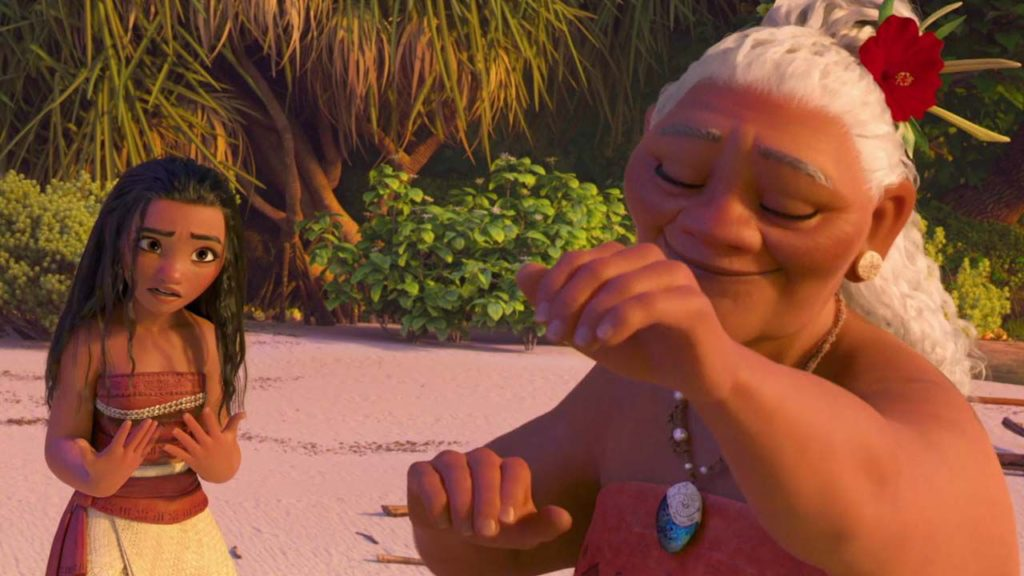 management lessons of taking responsibility from Moana