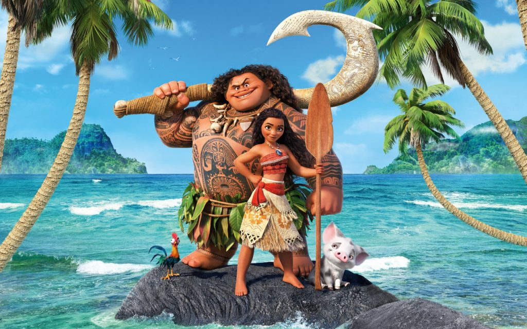 management lessons of leadership by Moana